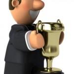 Job Candidate Trophy